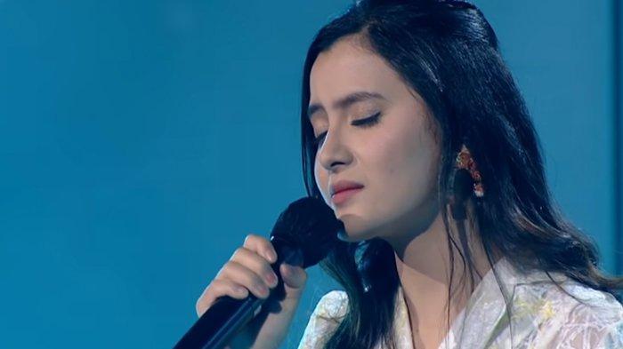 Finalis Indonesian Idol 2021 Femila (Tangkapan Layar YouTube / Indonesian Idol)