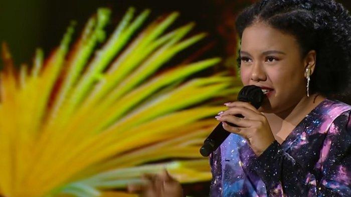 Finalis Indonesian Idol 2021 Jemimah (Tangkapan Layar YouTube / Indonesian Idol)