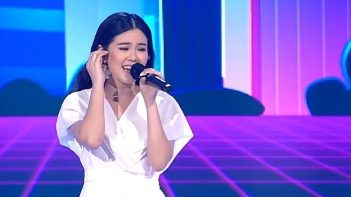 (Tangkapan Layar YouTube / Indonesian Idol)