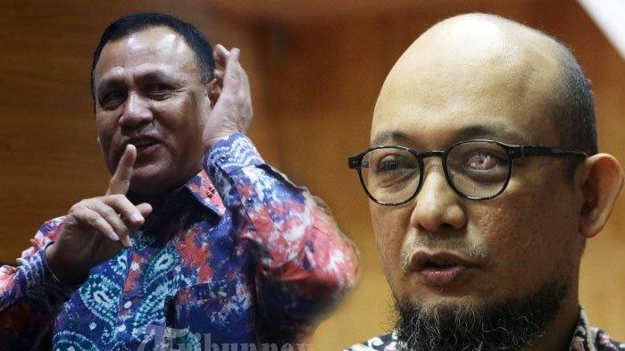 Resmi Dinonaktifkan dari KPK Seusai Tidak Lulus TWK, Novel Baswedan Tak Diam: Ini Bahaya!