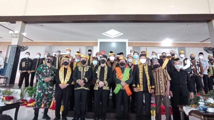 Simposium Budaya Tidung, Bupati KTT Ibrahim Ali Sebut Perlu Adanya Dewan Kesenian Daerah