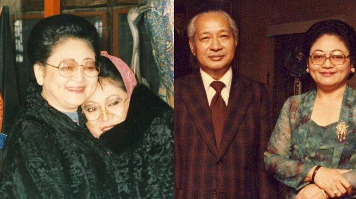 25 Tahun Kepergian Bu Tien, Mbak Tutut Soeharto Kenang Masa Hidup hingga Penyebab Sang Ibu Meninggal