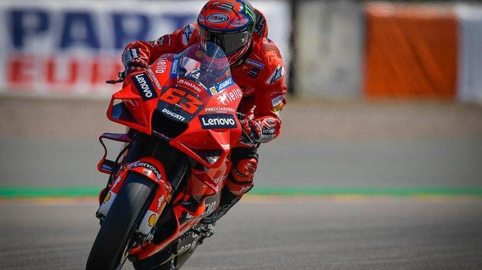 Jadwal MotoGP Inggris 2021, Live di Trans7, Francesco Bagnaia Ungkap Sosok di Balik Evolusi Ducati