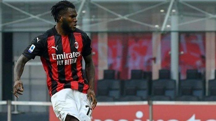 Hasil Laga AC Milan vs Udinese, Tuan Rumah Selamat dari Kekalahan Berkat Gol Penalti Franck Kessie