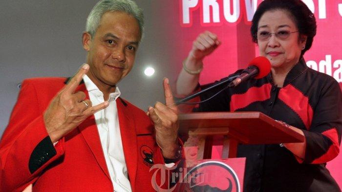 Orang Dalam PDIP Bantah Internal Memanas Jelang Pilpres 2024, Tegaskan Ganjar Kadernya Megawati