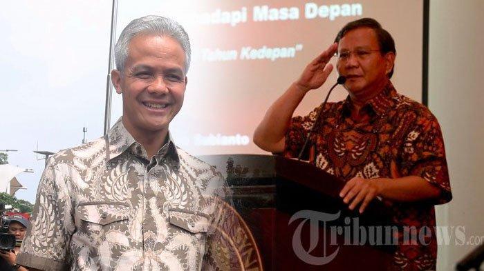 Survei Voxpol Center: Prabowo dan Ganjar Kandidat Terkuat di Pilpres 2024, Siapapun Pasangannya
