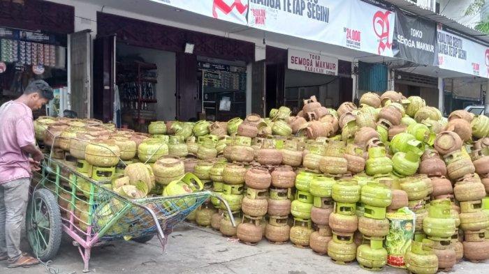 Jelang Lebaran Pertamina Tambah Alokasi LPG 3 Kilogram di Kaltara, Ada Dua Tahapan yang Dilakukan