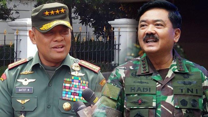 Duduk Perkara Klaim Gatot Nurmantyo Komunisme Menyusup di TNI, Hadi Tjahjanto tak Tinggal Diam