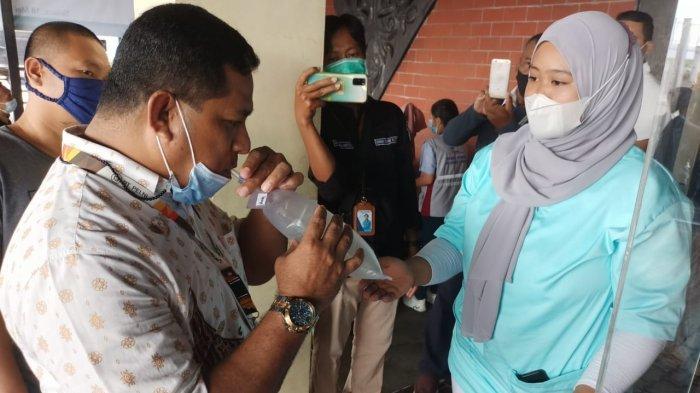 Pemeriksaan GeNose C-19 di Pelabuhan Malundung Resmi Dibuka, Harga Rp 50 Ribu