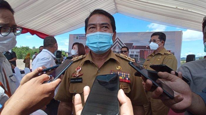 Gubernur Kaltara Zainal Paliwang SebutTahun 2022 Gedung DPRD Kaltara  yang Baru Siap Pakai
