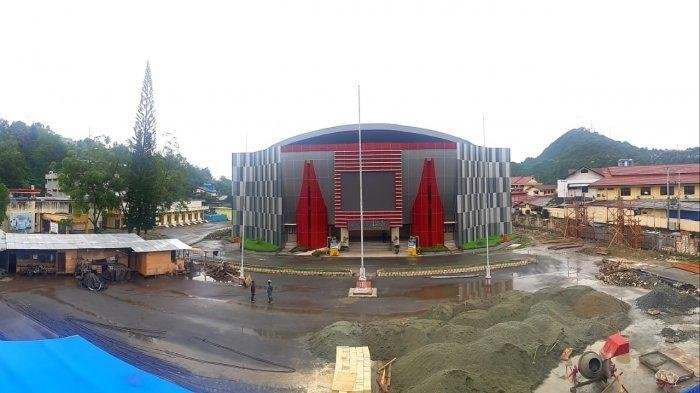Berdayakan Milenial, Wamen PUPR Jhon Wempi Wetipo Inginkan Pemuda Papua Kelola Aset Venue PON XX