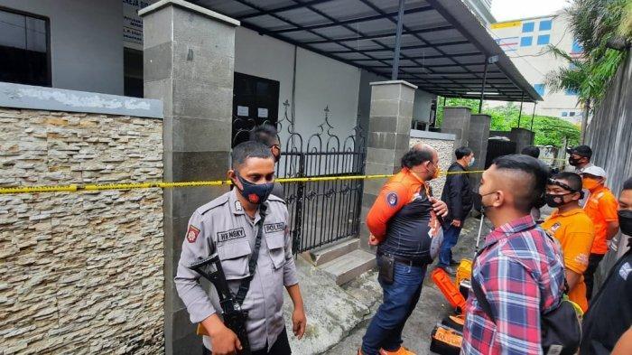 Sebuah Gereja di Samarinda Diduga Diserang Orang tak Dikenal, Pelataran Terlihat Batu Berserakan