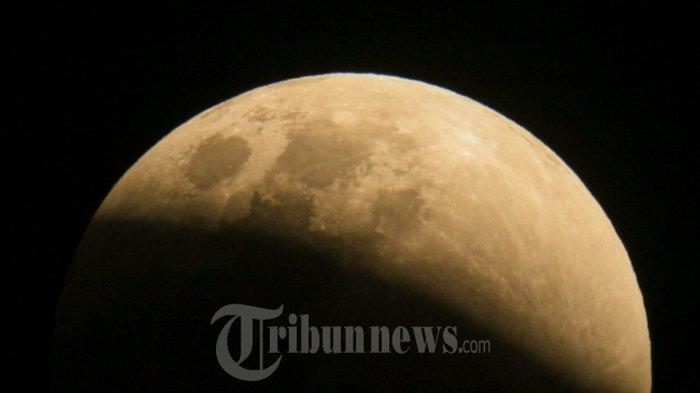 Link Live Streaming Gerhana Bulan Total, Tonton Langsung Fenomena Ini pada 26 Mei 2021