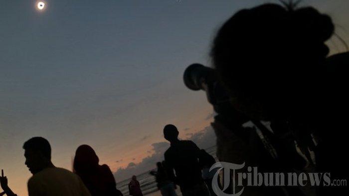 Daftar Lokasi Pengamatan Gerhana Matahari Cincin 10 Juni 2021, Indonesia Tak Termasuk?