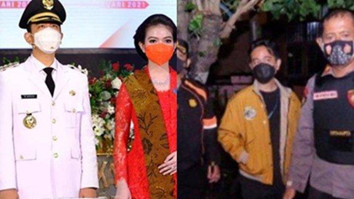 Gunakan Jaket Tebal, Walikota Solo Gibran Ikut Polisi Razia PSK, Hasil Blusukan Anak Presiden Jokowi
