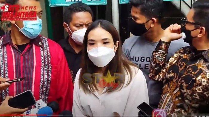 Jadi Saksi Persidangan kasus Video Syur, Gisella Anastasia Tak Segan Tegur Sapa dengan Nobu