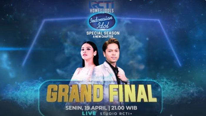 Slank, Afgan dan Marion Jola Hadir, Mark & Rimar Bersaing di Grand Final Indonesian Idol Malam Ini