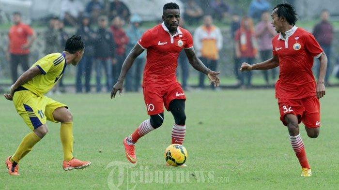 Jelang Persita vs Persib, Juru Gedor Eks Persija Beri Kode, Greg Nwokolo Merapat ke Persib Bandung?