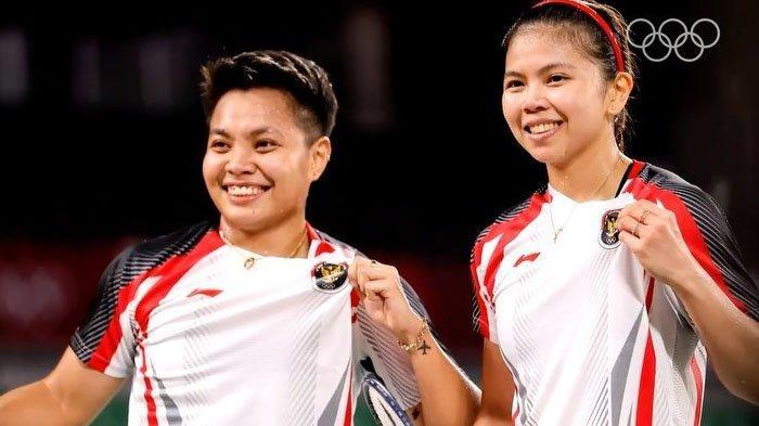 Drama Medali Emas Indonesia di Olimpiade Tokyo 2020, Greysia Polii Sempat Lari Keluar Lapangan