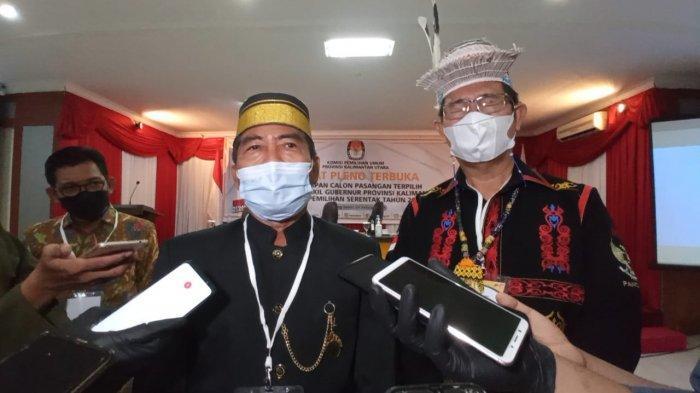 Ditetapkan Sebagai Gubernur Terpilih, Zainal Paliwang: Terima Kasih Warga Kaltara Atas Amanahnya