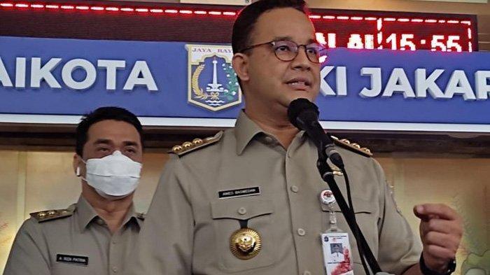 Anies Baswedan Tak Main-main Terapkan PPKM Level 4 di DKI Jakarta, Pelanggar Bisa Dipidana