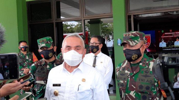 Gubernur Kaltim Beri Tanggapan Kemungkinan Ada Demonstrasi Lanjutan Tolak Omnibus Law UU Cipta Kerja