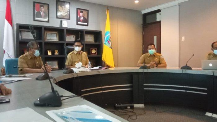 Gubernur Kaltara Irianto Lambrie Sebut Tahap Pertama 4.000 Tenaga Kesehatan Disuntik Vaksin Covid-19