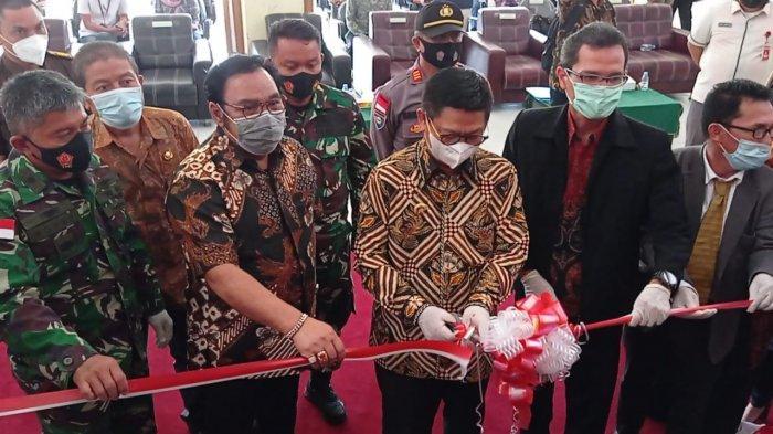 5 Tahun Berjuang, Gubernur Irianto Lambrie Beber 2 Alasan Resmikan Kampus Politeknik Negeri Nunukan