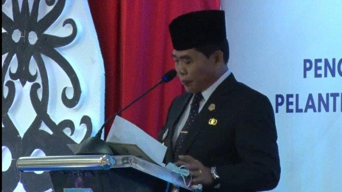 Resmi Jadi Bupati dan Wakil Bupati Malinau, Berikut Pesan Gubernur Kaltara Kepada Wempi-Jakaria