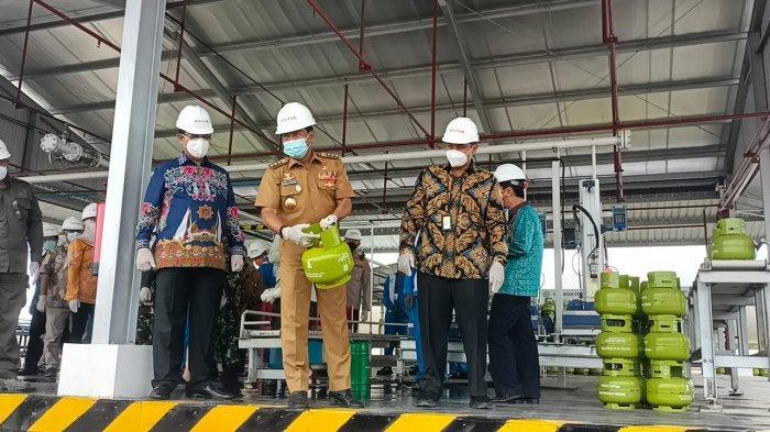 Gubernur Kaltara Zainal Paliwang Berharap SPBE di Tarakan Dapat Akomodir Tiga Wilayah Ini