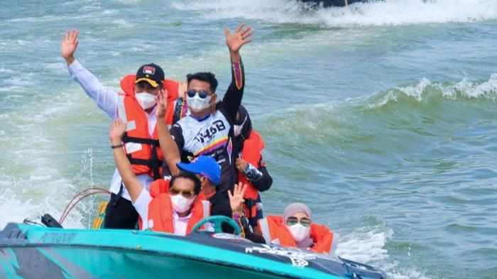 Ikatan Pemuda Sulawesi Selatan Sambut HUT ke-9 Kalimantan Utara dengan Race Boat Cup di Tarakan