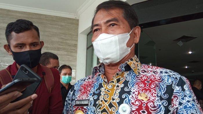 Disuntik Vaksin Sinovac, Gubernur Kaltara Zainal Arifin Paliwang: Lebih Sakit Digigit Semut
