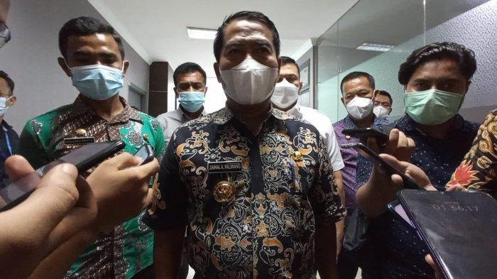 Jabat Gubernur Kaltara, Zainal Arifin Paliwang Ngaku Ingin Berlari, Minta Anak Buahnya Tidak Tidur