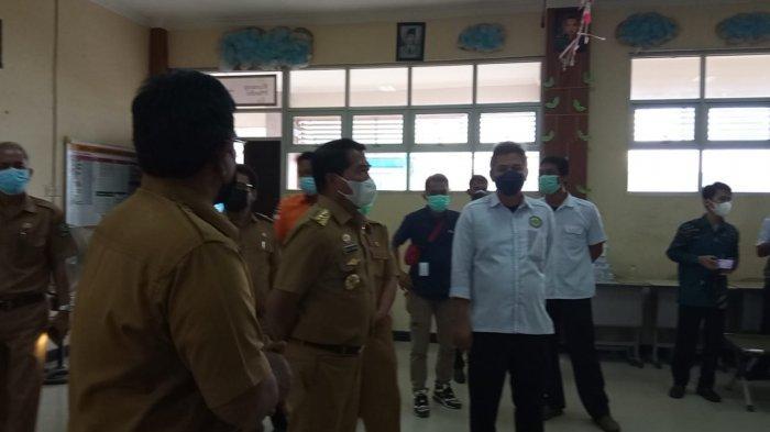 Hari Pertama Seleksi PPPK Guru di Kaltara, Gubernur Zainal A Paliwang Harap Semua Peserta Bisa Lolos