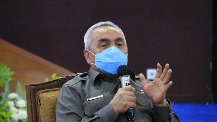 Adi Darma Wafat karena Covid-19, Gubernur Kaltim Isran Noor Ingatkan Warga Taat Protokol Kesehatan