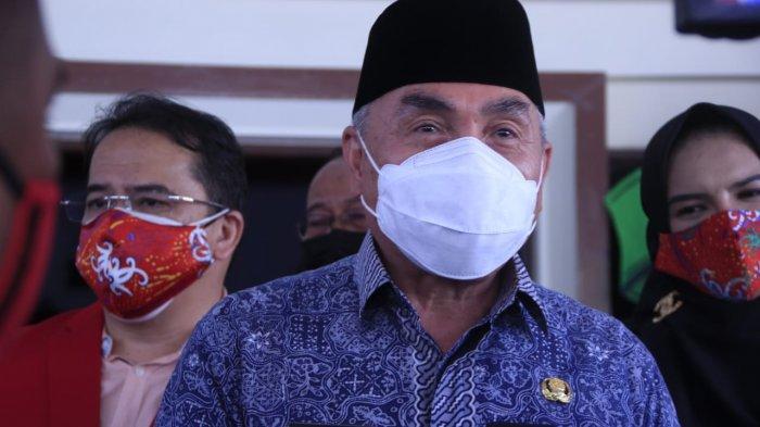 Isran Doakan Jokowi Masuk Surga, Pindahkan IKN ke Kaltim,Begini Penjelasan Juru Bicara Gubernur