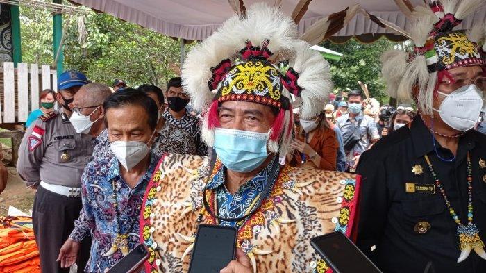 Pelantikan Bupati dan Wakil Bupati Digelar di Malinau, Gubernur Kaltara:Tunggu Persetujuan Mendagri