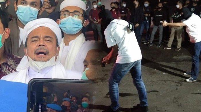 Meski di Bui, Habib Rizieq Kejar Polisi Penembak Laskar FPI: Harus Bertanggungjawab Dunia Akhirat
