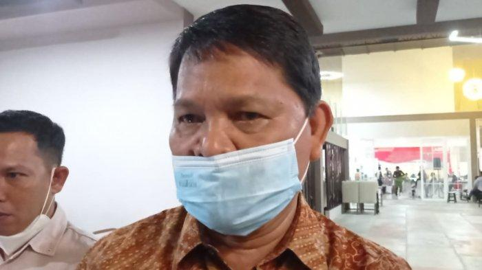 Wakil Bupati Nunukan terpilih 2020, Hanafiah. TRIBUNKALTARA.COM/ Febrianus felis.
