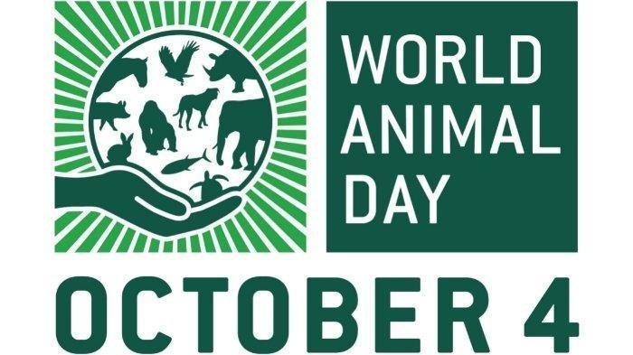 15 Link Twibbon Hari Binatang Sedunia atau World Animal Day, Ucapan Bisa Dibagikan di Media Sosial