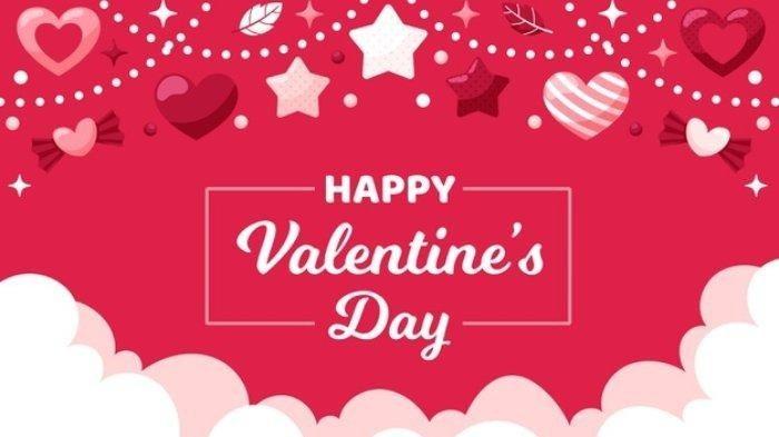 Kumpulan Ucapan Romantis Valentine Berbahasa Inggris dan Terjemahan, Cocok Dikirim ke Orang Terkasih