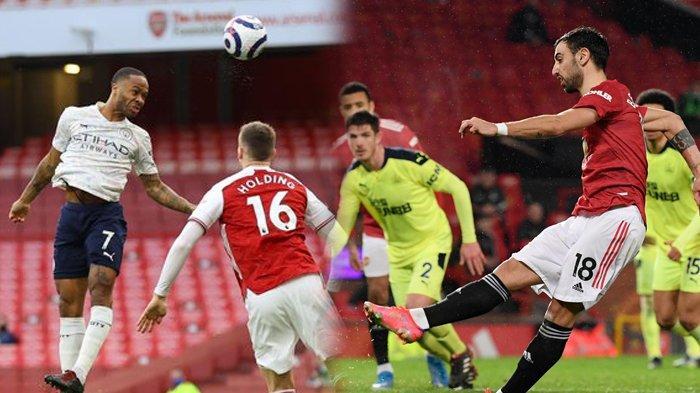 Klasemen Liga Inggris, Liverpool dan Tottenham Anjlok, Papan Atas Jadi Milik Man City dan Man United