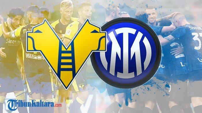 Live Streaming Hellas Verona vs Inter Milan di Liga Italia, Tayang di beIN Sports Pukul 01.45 Wib