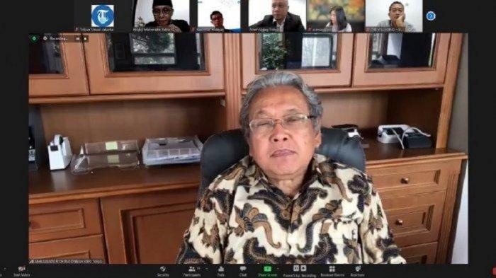 Cerita Dubes Indonesia untuk Jepang Heri Akhmadi, Pengusaha Jepang Antusias Sambut Omnibus Law