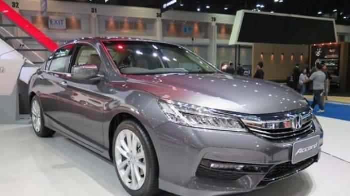 Daftar Harga Mobil Bekas Honda Accord Oktober 2021, Rentang Harga Rp 60 Juta - Rp 350 Juta