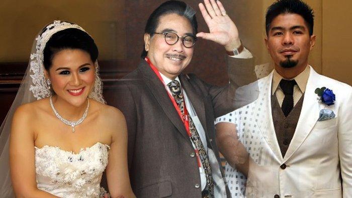 Mikhavita Wijaya, istri Bams eks Samsons jawab isu perselingkuhan dengan Hotma Sitompul. (Kolase TribunKaltara.com / Tribunnews)