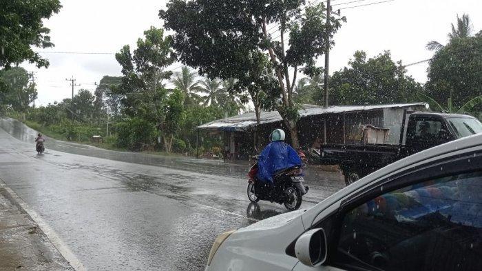 Peringatan Dini BMKG Jumat 11 Juni 2021: Waspada Hujan Petir dan Angin KencangDua Wilayah Ini