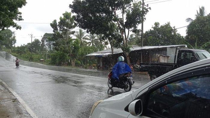 Prakiraan Cuaca Selasa 12 Oktober 2021, BMKG Prediksi Hujan Ringan Mulai Siang Hari di Nunukan