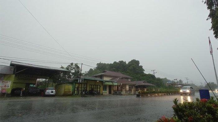 Prakiraan Cuaca Kalimantan Utara Selasa 28 September 2021, Hujan Ringan di Malinau Mulai Sore Ini