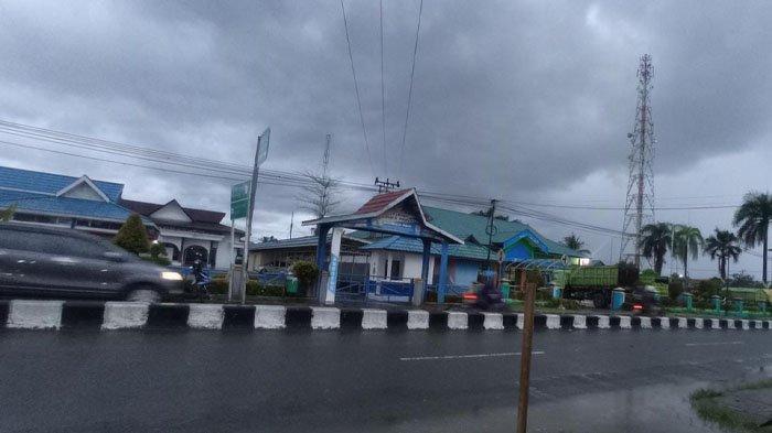 Prakiraan Cuaca di Kaltara Selasa 14 September 2021, Hujan Ringan Sore dan Malam Hari di Malinau